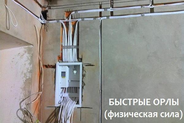 220 Вольт и советы электрика Уфа 89964035307 Недорого!